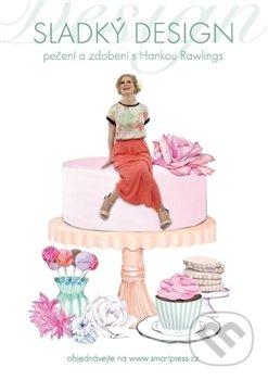 Kniha  Sladký design (Hanka Rawlings)  3b893baf51b