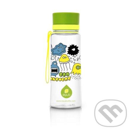 Kávy a čaje  Fľaša EQUA Green Monsters 600 ml (K3 plus)  405978c337d
