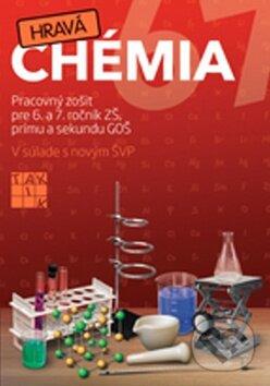 5b92a3f2a4 Kniha  Hravá chémia 6 - 7 (Taktik)