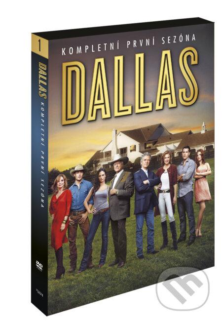 Dallas 1.série DVD