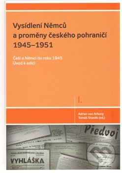 Venirsincontro.it Vysídlení Němců a proměny českého pohraničí 1945–1951 Image