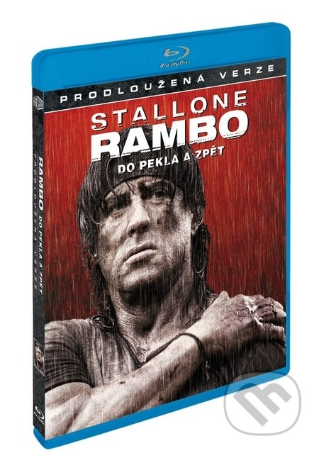 280cbd262 Film: Rambo: Do pekla a zpět (Sylvester Stallone) (Blu-ray) | Martinus