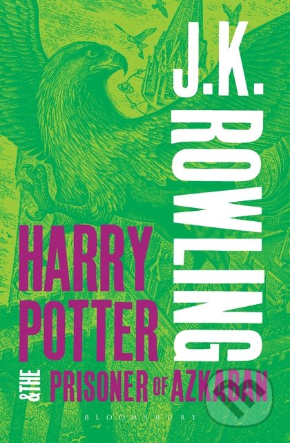 Harry Potter and the Prisoner of Azkaban - J.K. Rowling