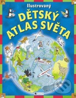 Interdrought2020.com Ilustrovaný dětský atlas světa Image