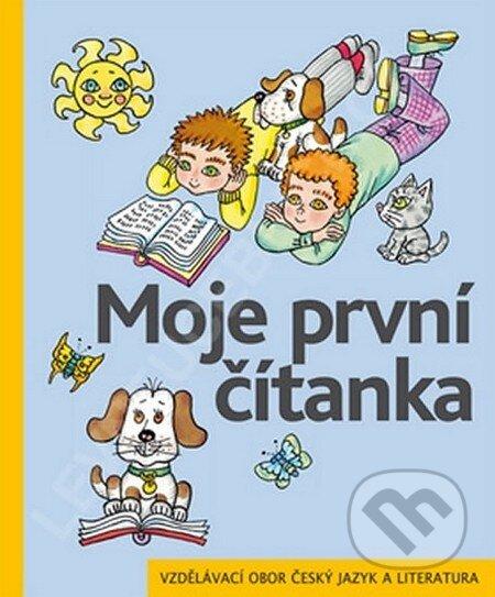 Moje první čítanka pro 1. ročník ZŠ - Helena Zmatlíková, Jiří Žáček