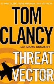 Michael Joseph Ltd Threat Vector - Tom Clancy