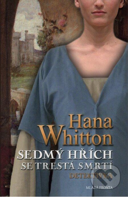 Sedmý hřích se trestá smrtí - Hana Whitton