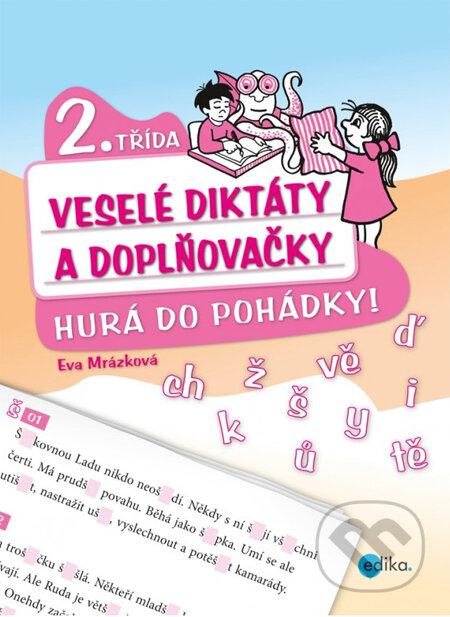 Fatimma.cz Veselé diktáty a doplňovačky (2. třída) Image