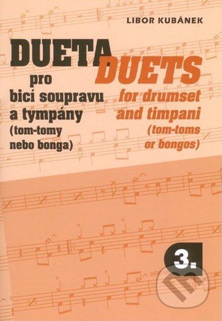 Dueta pro bicí soupravu a tympány 3. - Libor Kubánek