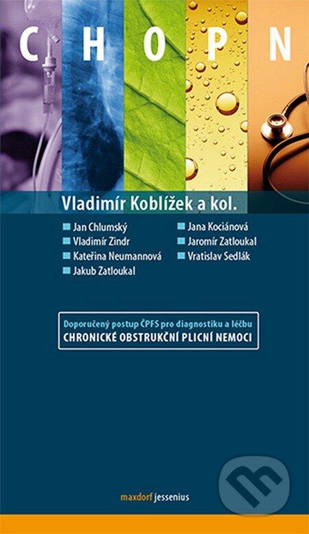 Fatimma.cz CHOPN (Chronické obštrukční plicní nemoci) Image