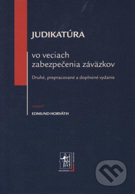Fatimma.cz Judikatúra vo veciach zabezpečenia záväzkov Image
