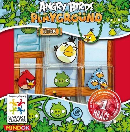 Angry Birds: Útok hra - Mindok