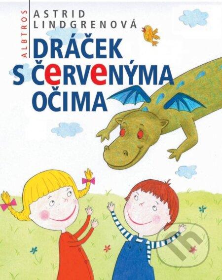 Fatimma.cz Dráček s červenýma očima Image