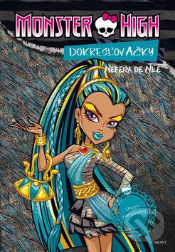 Interdrought2020.com Monster High: Dokresľovačky Image