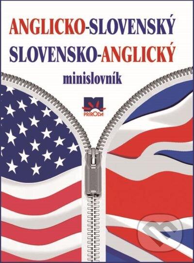 Fatimma.cz Anglicko-slovenský a slovensko-anglický minislovník Image