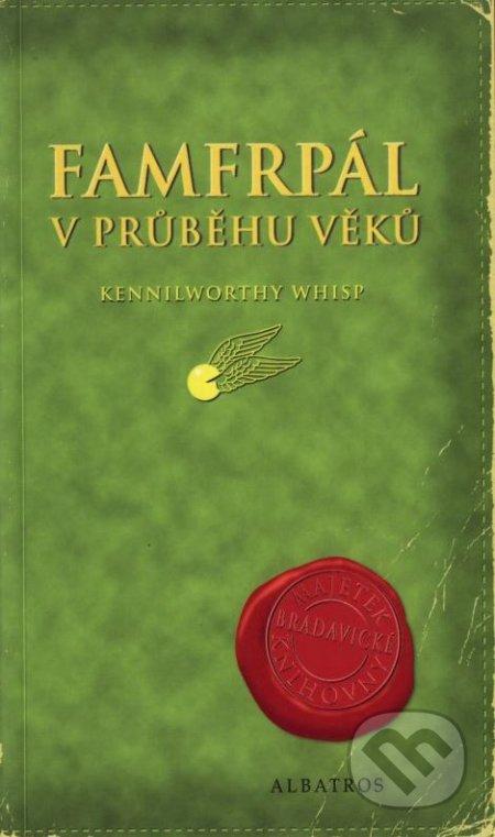 Kniha Famfrpál v průběhu věků (J. K. Rowling)
