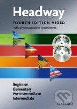 New Headway Video (Beginner, Elementary, Pre-Intermediate, Intermediate) DVD