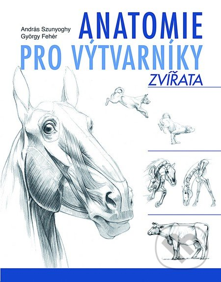 Fatimma.cz Anatomie pro výtvarníky – Zvířata Image