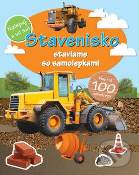 Fatimma.cz Stavenisko - staviame so samolepkami Image