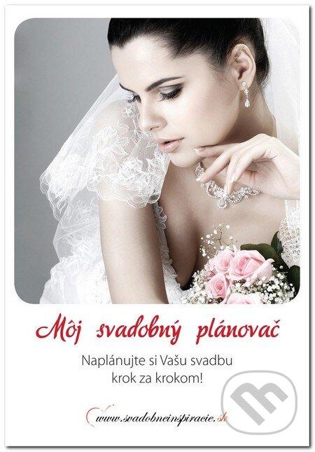 9e46a6b2b Kniha: Môj svadobný plánovač (vydavateľ neuvedený) | Martinus