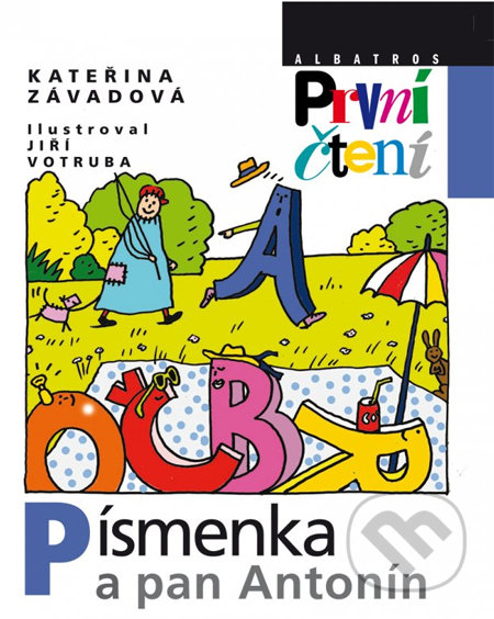 Fatimma.cz Písmenka a pan Antonín Image