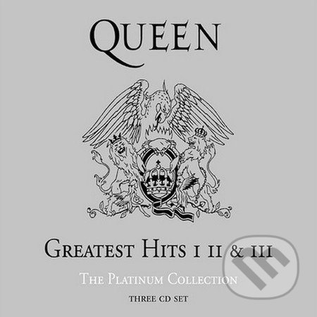 Queen : The platinum collection CD -
