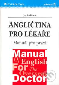 Angličtina pro lékaře - Joy Parkinson