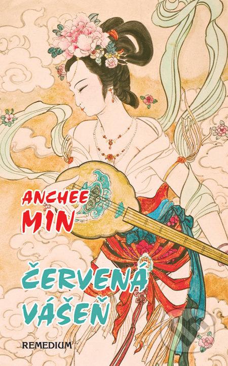 Červená vášeň - Anchee Min