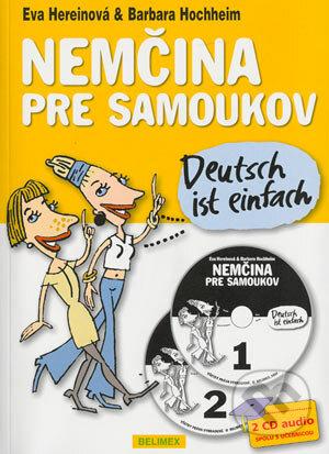 Fatimma.cz Nemčina pre samoukov + 2 CD Image