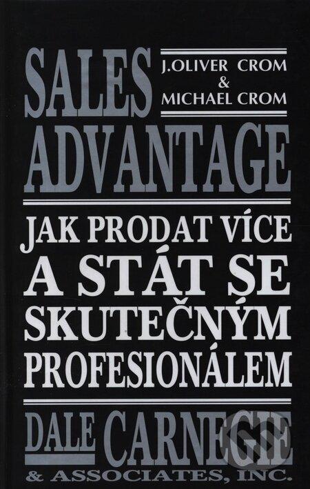 Interdrought2020.com Sales Advantage - Jak prodat více a stát se skutečným profesionálem Image
