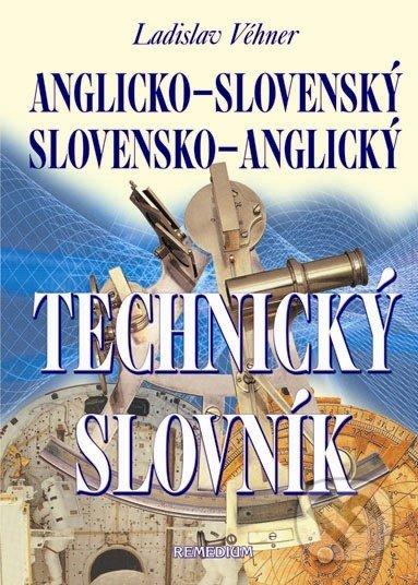 Fatimma.cz Anglicko-slovenský a slovensko-anglický technický slovník Image