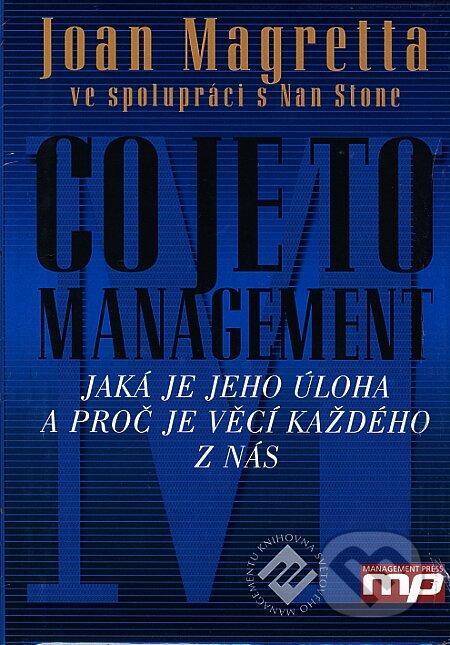 Fatimma.cz Co je to management Image