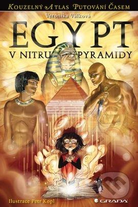 Interdrought2020.com Egypt – V nitru pyramidy Image