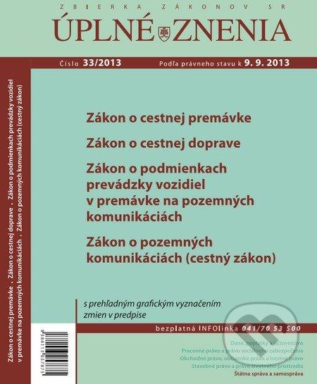 Fatimma.cz Úplné znenia 33/2013 Image