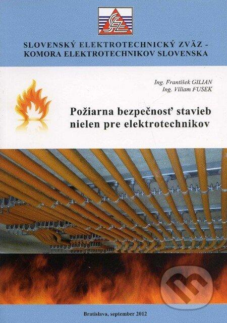 Fatimma.cz Požiarna bezpečnosť stavieb nielen pre elektrotechnikov Image