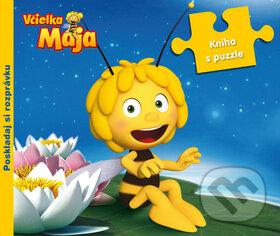 c51341232 Kniha: Včielka Maja: Kniha s puzzle (Egmont SK) | Martinus