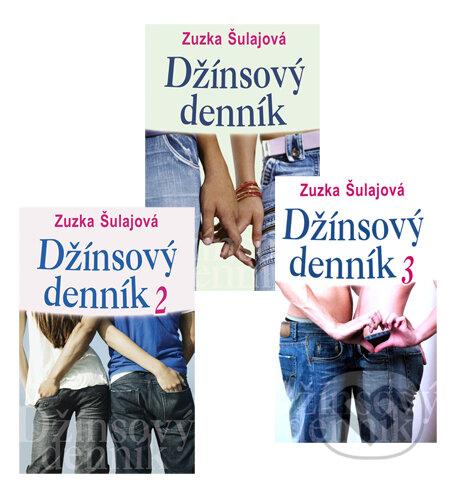 Fatimma.cz Džínsový denník 1-3 (komplet) Image