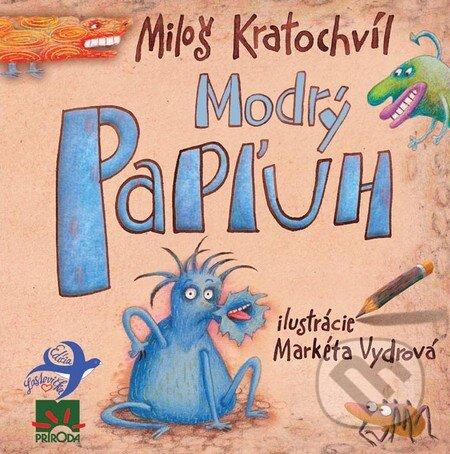 Fatimma.cz Modrý Papľuh Image