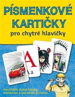 Fatimma.cz Písmenkové kartičky pro chytré hlavičky Image
