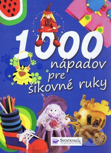 Removu.cz 1000 nápadov pre šikovné ruky Image