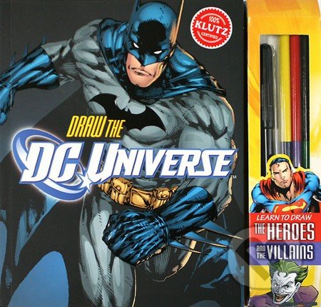 Draw the DC Universe -