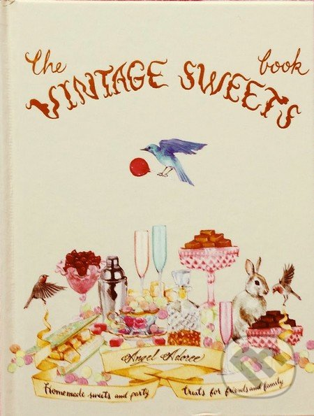 The Vintage Sweets Book - Angel Adoree