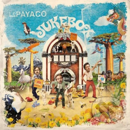 Le Payaco: JUKEBOX - Le Payaco