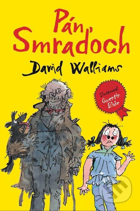 Pán Smraďoch - David Walliams