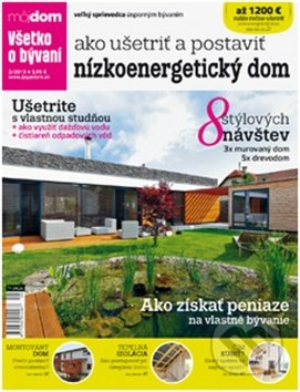 Newdawn.it Ako ušetriť a postaviť nízkoenergetický dom Image
