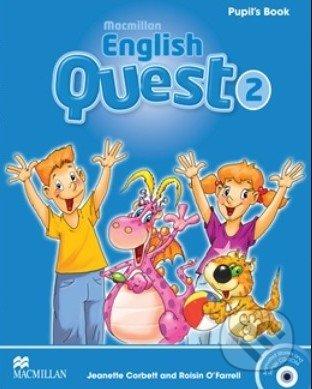 Macmillan English Quest 2 - Pupil's Book - Jeanette Corbett