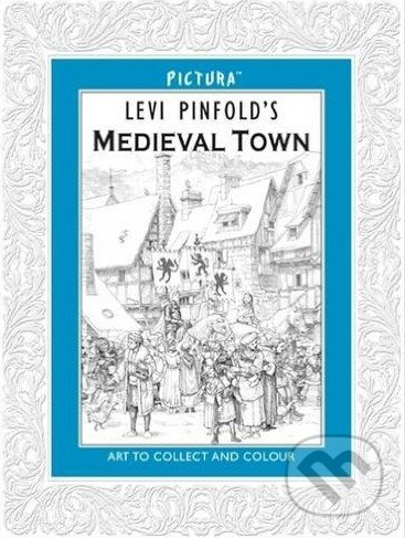 Medieval Town - Levi Pinfold