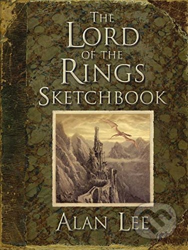 Fatimma.cz The Lord of the Rings Sketchbook Image