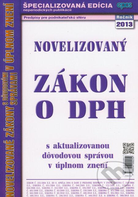 Fatimma.cz Novelizovaný zákon o DPH Image