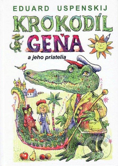 Peticenemocnicesusice.cz Krokodíl Geňa a jeho priatelia Image